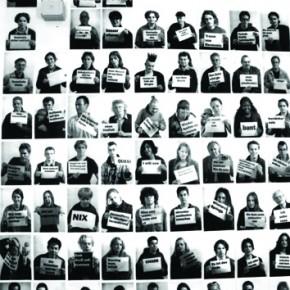 Archiv 1999: hundert porträts und ein satz