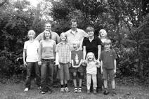 Familie van Dijk_Größenveränderung