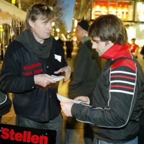"""Archiv 2005: """"Stuttgart und die letzte Frage"""""""