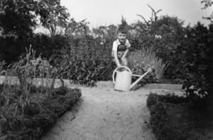 kleiner Gärtner - Wilm Weppelmann 1961 klein