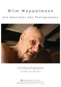 2011 Die Gesichter des Photographen Plakat klein