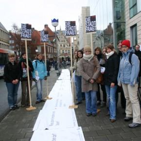 """Archiv 2007: """"Die Stadt fragt"""""""