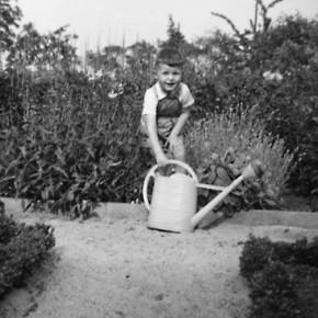 Archiv 2005: Der Kleingarten von Wilm Weppelmann